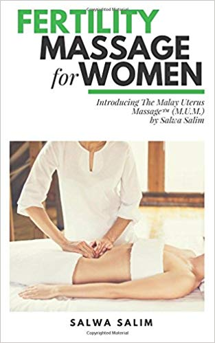 Fertility massage For Women Salwa Salim Book
