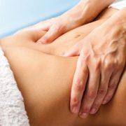 fertility massage womb massage
